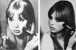 Edie Campbell, Patti Boyd, 60's makeup, Lisa Eldridge. lula Magazine