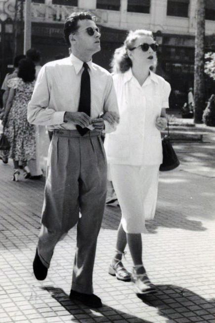 vintage photograph, The Sartorialist