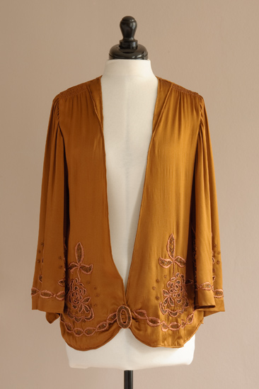 1920s mustard jacket, skinny rich fairies