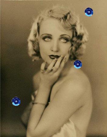 Carole Lombard, flapper