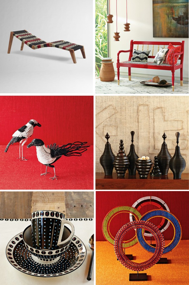 West Elm South African Collaboration