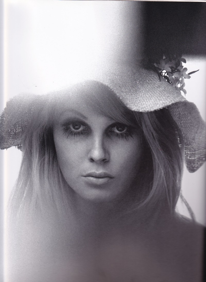 Sam Haskins, 1960's makeup, floppy hat, Cowboy Kate and other stories