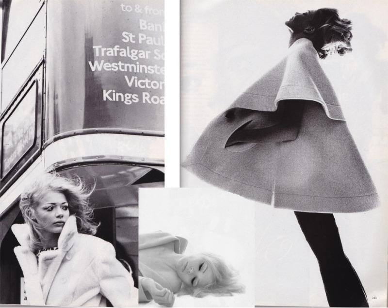 Sam Haskins, Nick Knight, Vogue Sept 1996, Cowboy Kate