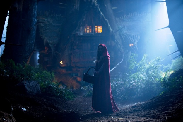 Red RIding Hood, Night Scene