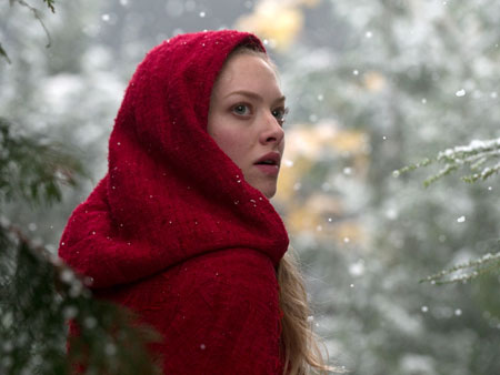 Red Riding Hood film, red hood