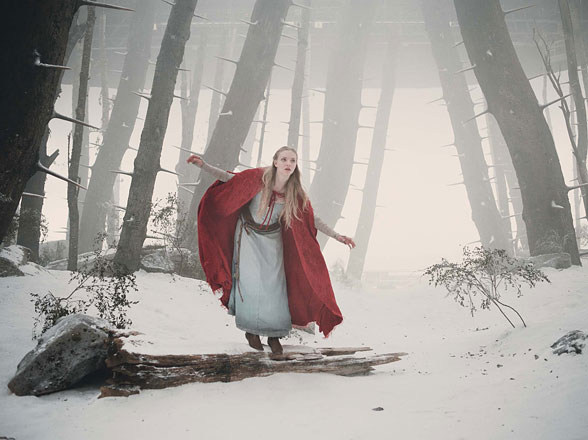 Red Riding Hood Film, setting