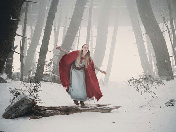 Red Riding Hood Film, setting