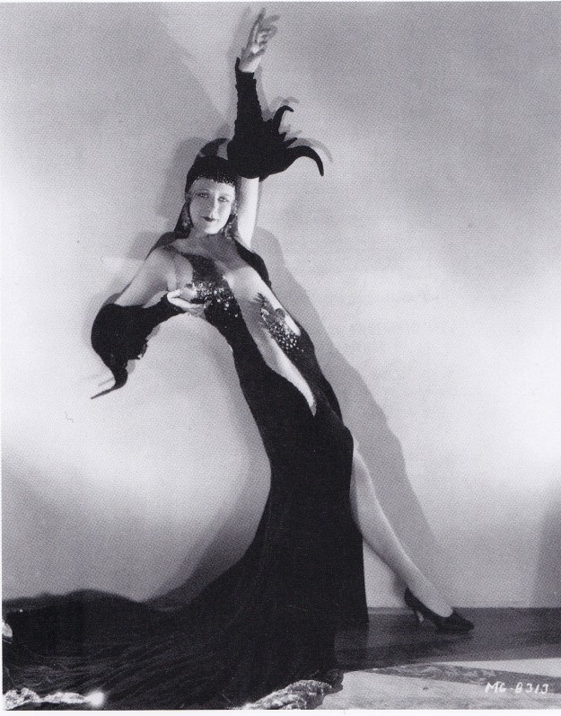 Madam Satan, Kay Johnson, Zepplin Ball Gown, Adrian, 1930