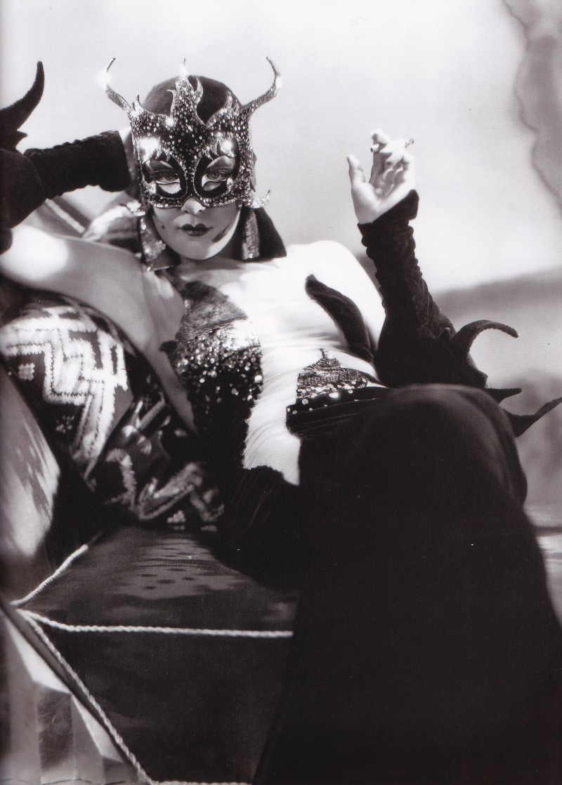 Madam Satan, Kay Johnson, Adrian, Zepplin Ball Gown, 1930
