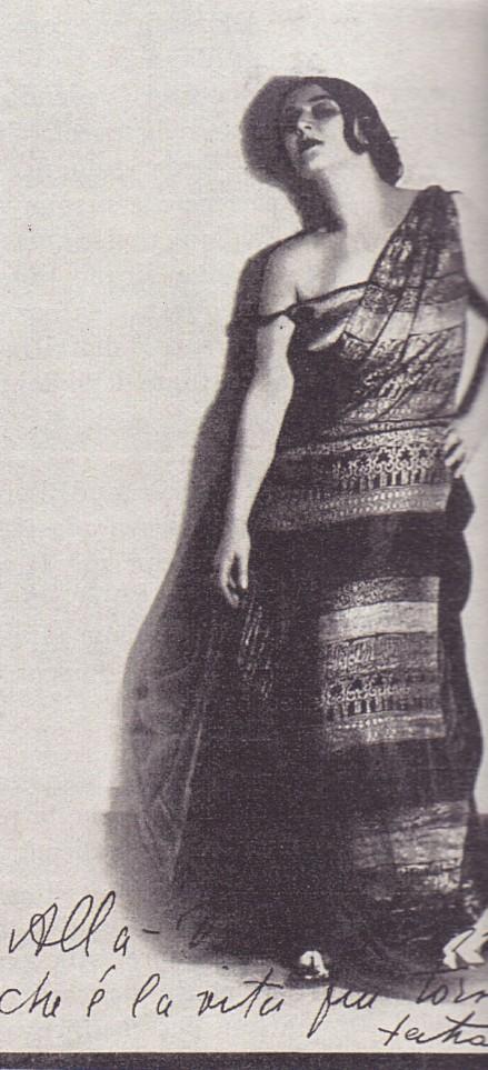 Tatiana Pavlova, Massimo Bontempelli