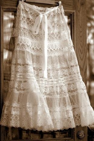 Lace Petticoat, burlesque, Maison Close, Victorian