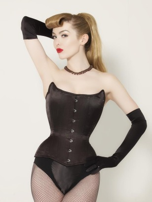 Antoinette Corset, What Katie Did, Bordello, Maison Close, Burlesque