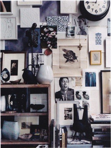 Art of Display, still life, decorating, how to display collections