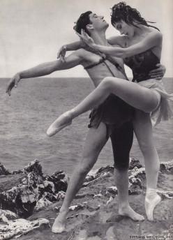 Serge Lido, Vintage Ballet, 1950's dance