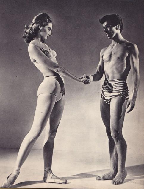 Baron Encore, Vintage Ballet,