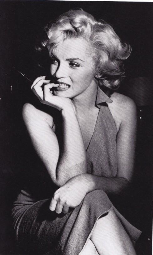 Marilyn Monroe, Corbis, 1952