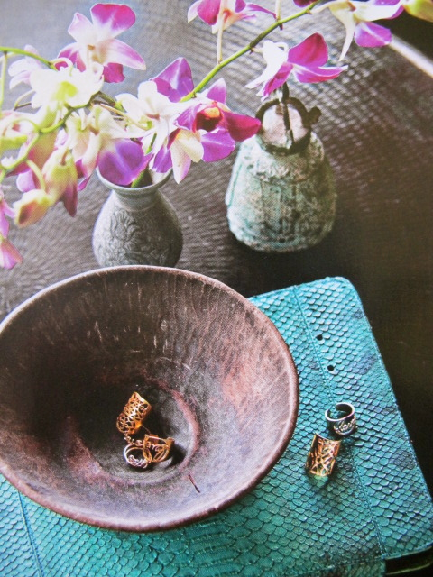 Birgitte Raben Olrik, Rabens Saloner, Bali, Island Living, Elle Decoration July 2012