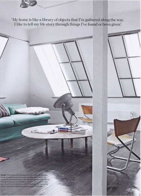Birgitte Rabens Olrik, Rabens Saloner, Copenhagen, Elle Decoration, Sitting Room