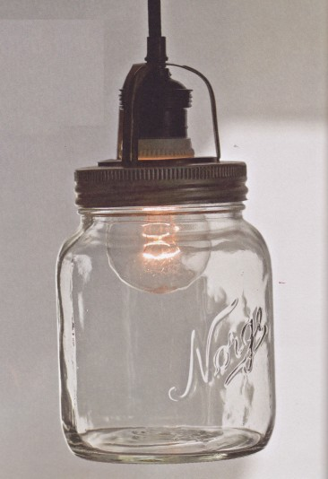 Rediscovered Treasures, Magic Lantern in a jar