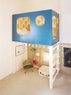 Retro Wallpaper, Children's Bedrooms