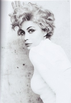 Emmanuelle Beart, Blondie, Marilyn Monroe, Crash Magazine