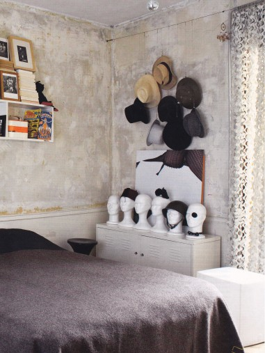Cleo Charuet, Jean francois Jaussaud. Elle Decoration