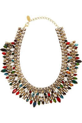 Erickson Beamon matador necklace, netaporter