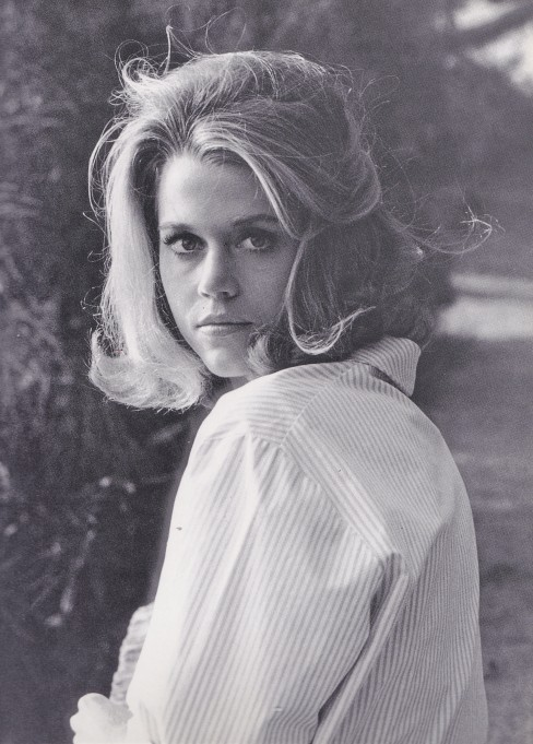 Jane Fonda, Cannes, 1960's