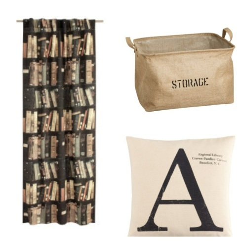 H&M salvage style home collection