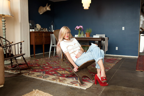 Kate Foley, Apartment New York, Opening Ceremony, Refinery 29