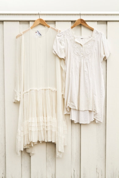 Kate Foley, White Dresses, Opening Ceremony