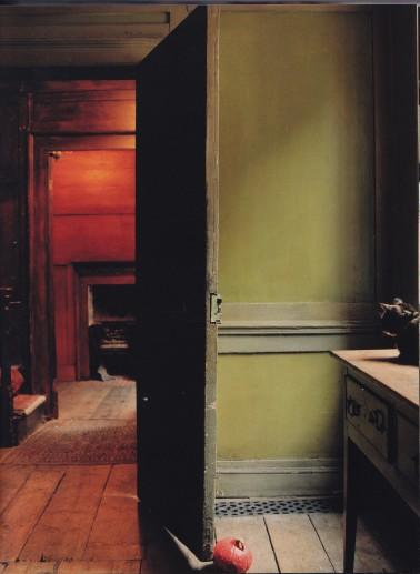 Martyn Thompson, Interiors, Isle Crawford, Spitalfields