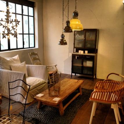 Furniture at Bon Marche