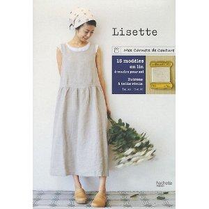 mes carnet de couture lisette