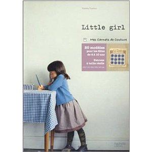 Little girl, Mes Carnet de couture