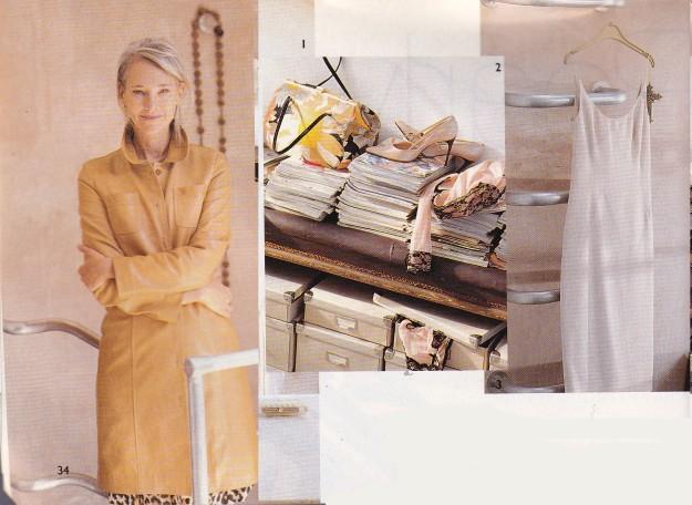 Vogue 1996, Yvonne Spore, Plum Sykes