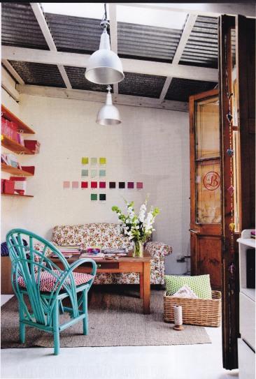 Workspaces, Espacios de Trabajo, Living, Argentina