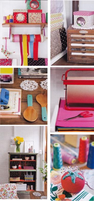 Espacios de Trabajo, Living, Detail & Display
