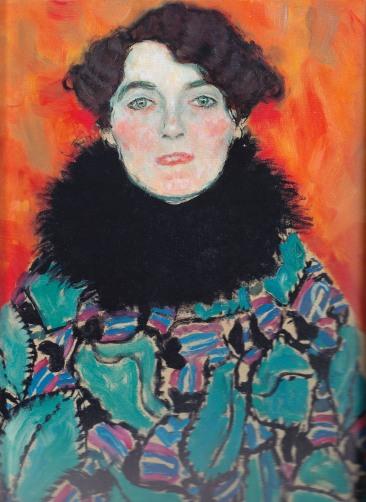 Decades by Cameron Silver, Gustav Klimt, Portrait of Johanna Staude