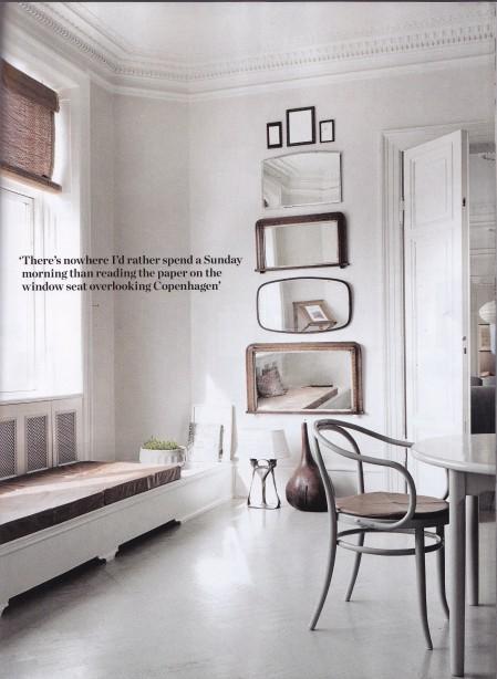 Suzanne Rutzou, Winter Whites, Elle Decoration