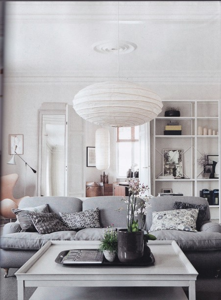 Suzanne Rutzou, Winter Whites, Elle Decorationite