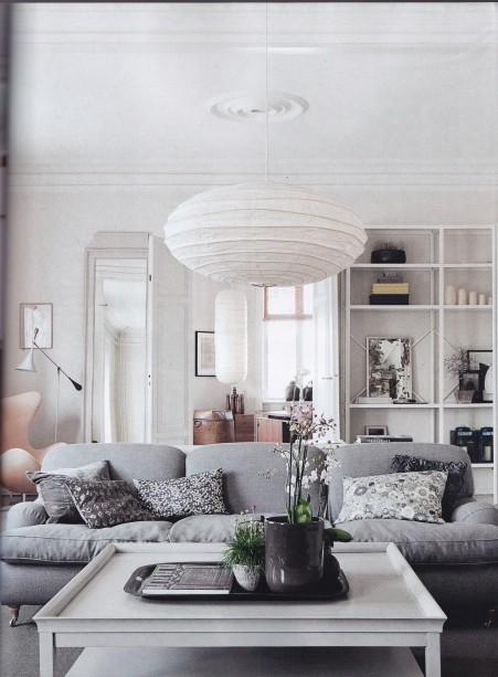 Suzanne Rutzou, Winter Whites, Elle Decorationite