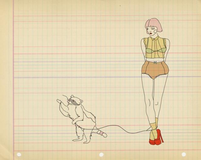 Natalie Krim, Rats