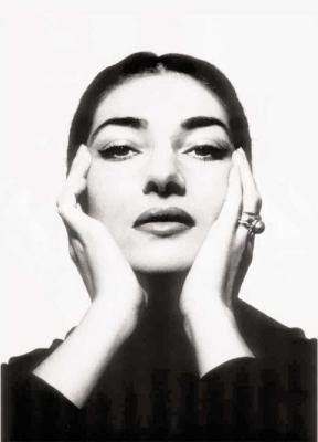 Maria Callas, Diana Vreeland