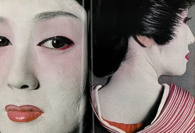Irving Penn, Geisha, Diana Vreeland