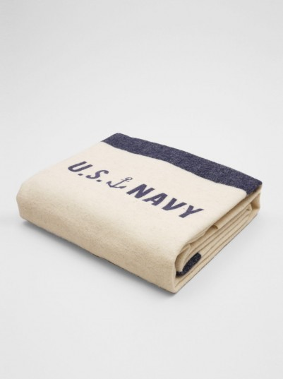 Mens Society, Country Living Fair, US Navy Blanket