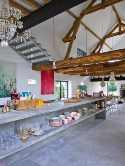 Josephine Verine Gutzburger, interior design, Living etc magazine