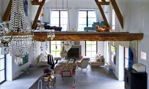 Josephine Verine Gutzburger, interior design, Living etc magazine