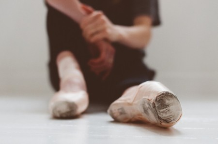 pointe shoes, shelby, copenhagen ballet, travellingmama.net