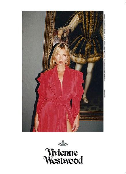 Kate Moss, Vivienne Westwood, Juergen Teller